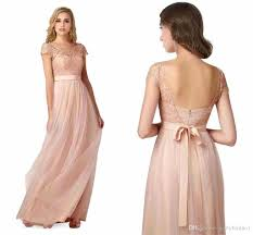 designer dresses for cheap 2017 new bohemian blush bridesmaid dresses cheap style