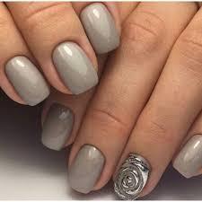 silver painted nails the best images bestartnails com