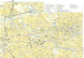 Berlin Germany Map by Maps Of Berlin