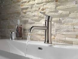 Delta Trinsic Faucet Black by Faucet Com 559lf Blmpu In Matte Black By Delta