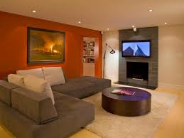 elegant ideas for basement floors with home design painted
