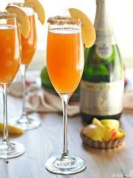 apple cider mimosas this is the best and easiest cocktail for