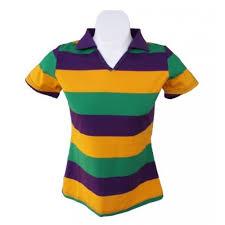 mardi gras polo shirt mg slv shirt size 2xl