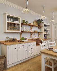 Free Standing Kitchen Cabinets Free Standing Painted Kitchens With Seaside Chic John Lewis Of