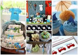 baby boy shower centerpieces baby boy shower decorations ideas oo tray design
