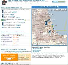 Oak Park Illinois Map by How To Bid For A Hotel On Priceline Everyday Reading