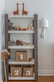 Nursery Bookshelf Ideas Nursery Bookcase Contemporary Boy U0027s Room Sissy And Marley
