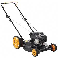poulan 2 in 1 push mower 961120124 at ace hardware