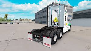 kenworth tractor trailer pemex on a kenworth tractor for american truck simulator
