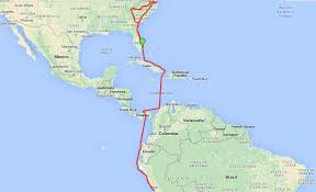 travel update roaming around southern us to south america