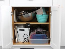 Organizing Your Kitchen Cabinets How To Completely Organize Your Kitchen Week Two Organizing