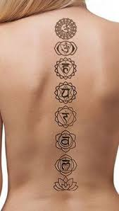 18 beautiful yoga inspired tattoos chakra lotus and yoga