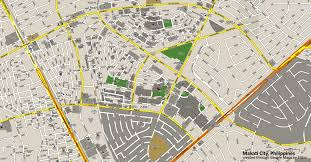 Map With Labels Makati Central Business District Map U2013 Eldon B Tenorio My
