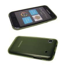 schutzhã lle designen slimcase dünne schutzhülle grün samsung i9001 galaxy s plus ebay