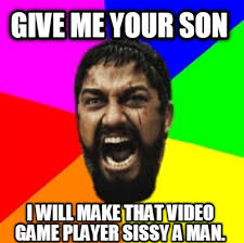 Create Memes Online - meme creator give me your son i will make that video game player
