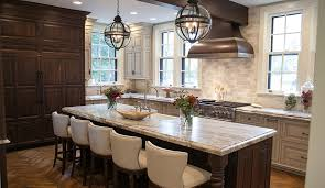 tudor interior design old world character and storybook details plain fancy cabinetry