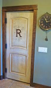 kitchen pantry doors ideas beautifully painted pantry door just add paint