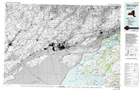 Map Of West New York Nj by New York Topo Maps Topographic Maps 1 100 000