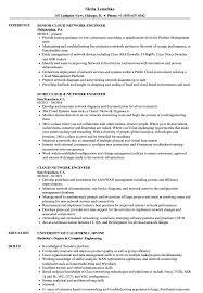 network engineer resume cloud network engineer resume sles velvet