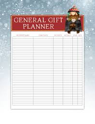 free printable harry potter christmas planner the cottage market