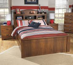 Bookcase Bed Full Full Bookcase Bed With Trundle Under Bed Storage Unit By Signature
