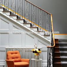 decorative wrought iron indoor stair railings decorative wrought