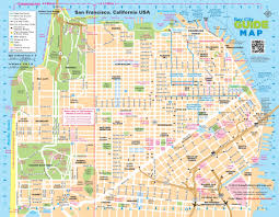 San Francisco Ca Map by San Francisco Maps California U S Maps Of San Francisco