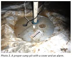 sump pump systems practical information and tips for inspections