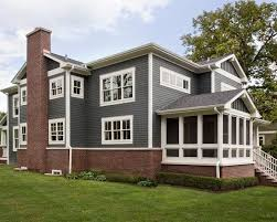 red brick house color schemes exterior paint colors with red brick fortgama