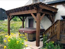 Backyard Arbors Tub Pergola U2013 Seoandcompany Co