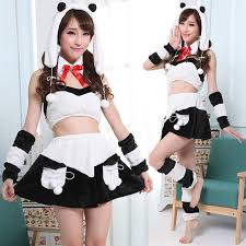 Girls Panda Halloween Costume Popular Panda Costume Halloween Buy Cheap Panda Costume Halloween