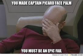 Facepalm Meme Generator - captain picard facepalm meme generator picard best of the funny meme