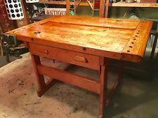 antique workbench ebay