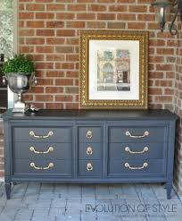 How To Paint A Filing Cabinet Dresser Transformed With Amy Howard U0027s One Step Paint Evolution