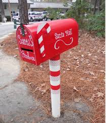 letters to santa mailbox southern mamas archive kids can mail letters to santa at