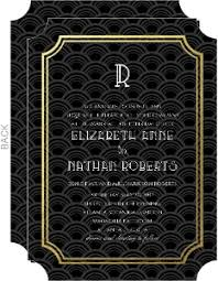 black and gold wedding invitations cheap wedding invitations invite shop