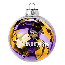 minnesota vikings tree ornaments