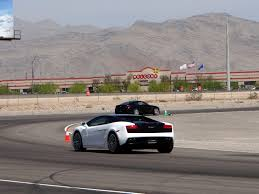 slowest lamborghini lamborghini gallardo lp550 experience at exotics racing vegas