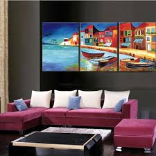 Peinture Moderne Pour Salon by Online Get Cheap B U0026acirc Timent Moderne Peinture Aliexpress Com