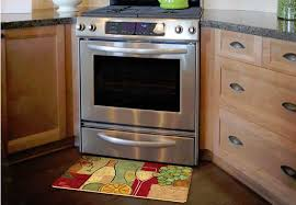 Decorative Kitchen Rugs Decorative Kitchen Floor Mats Stain Proof
