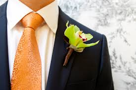 mens boutonniere free images orange yellow wedding groom boutonniere orchid