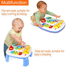 baby standing table toy amazon com jokdeer sp001 baby toys learning 6 12 months up early