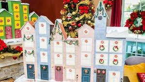 diy countdown to keepsake ornament calendar home
