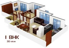 1 bhk design home