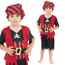 Halloween Costumes Girls Age 3 Age 2 3 Girls Boys Toddler Pirate Costume Childrens Kids Book Week