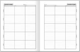 15 best images of free printable teacher planner worksheets