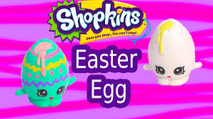 Decorate Easter Cookies Videos by Custom Shopkins Season 1 Pastel Easter Egg Googy Painting Diy