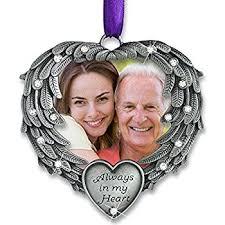 broken chain memorial ornament photo ornament with