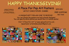 thanksgiving pop with jigsaw puzzles pens posters mugs