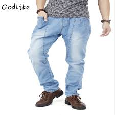 mens light colored jeans godlike 2017men s light colored jeans with loose straight stretch